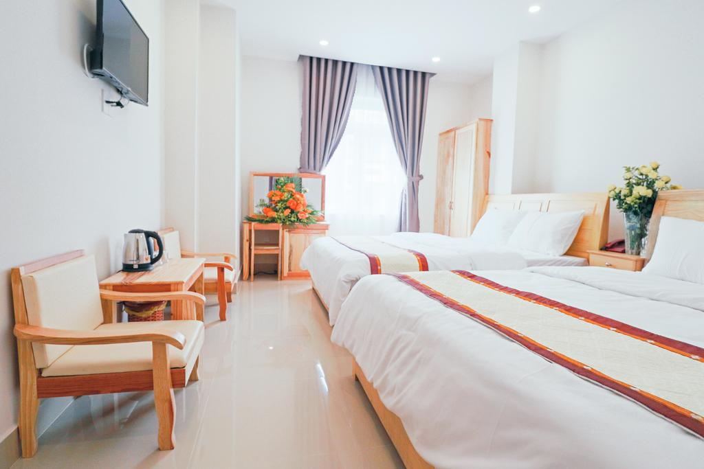Mai Hoàng - khách sạn giá rẻ ở Đà Lạt.